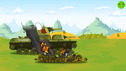 WHAT IS THE MAIN HYBRID - Cartoons about tanks