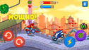 The COOLEST and buggy BOSS cartoon about cars Car Eats Car 3 game chase prey machines #HGTV