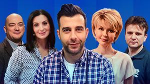 Кращі передачі і шоу на ТБ