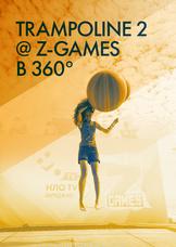 Trampoline 2 @ Z-Games в 360°